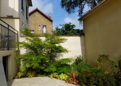 Jardin d'ombre jardin de soleil